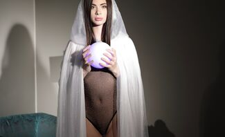 Fuck The Witch Jenny Doll