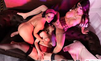 Live Experience With Candy Alexa,Honey Demon And Kitana Lure