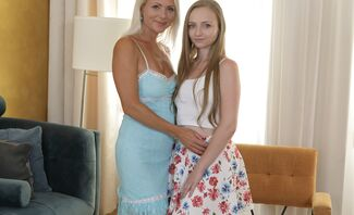 Mommy's Naughty Girl Starring Kathy Anderson And Lady Bug