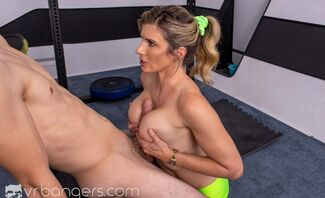 I'll Make a Man Out of You Starring Cory Chase