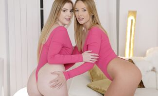 Boobs Out, Butts Up Starring Kaisa Nord And Scarlett Jones