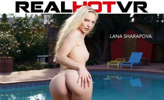 Banging The Pool Boy In Daddy's Bed Starring Lana Sharapova