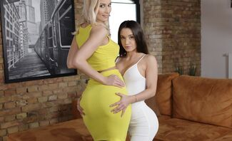 New Nanny Is Yummy Featuring Lana Roy, Sharon White
