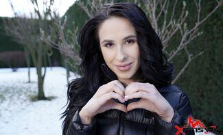 Snowy Love with Alyssa Bounty
