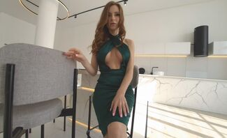 Green is the Color of Lust with ChantalQ