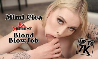 Tease, and Blow… Episode II Featuring Mimi Cica