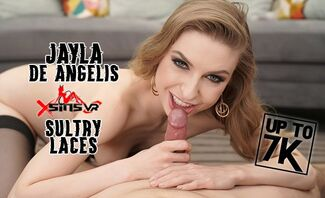 Sultry Laces Featuring Jayla De Angelis