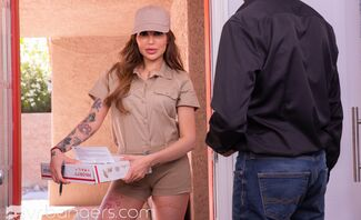 The Delivery Girl Featuring Vivienne Wynter